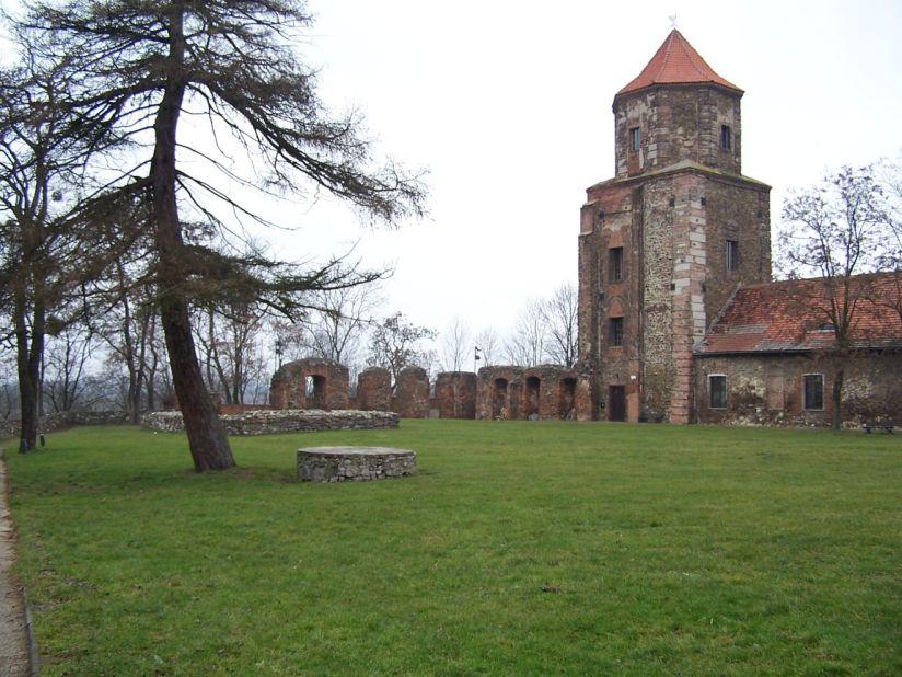 Toszek-Zamek